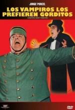 Vampirler Tombul Tercih Eder (1974) afişi