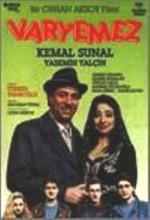 Varyemez (1991) afişi