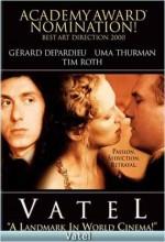 Vatel (2000) afişi
