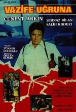 Vazife Uğruna (1986) afişi
