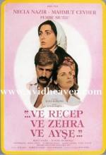 Ve Recep Ve Zehra Ve Ayşe (1983) afişi