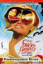 Vegas'ta Korku Ve Nefret (1998) afişi