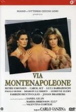 Via Montenapoleone (1986) afişi