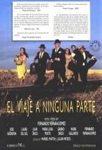 Viaje A Ninguna Parte, El (1986) afişi