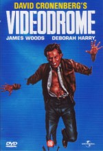 Videodrome (1983) afişi