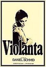 Violanta (1977) afişi