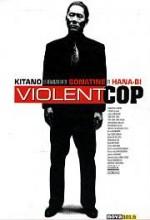 Violent Cop (1989) afişi