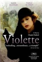 Violette (1978) afişi