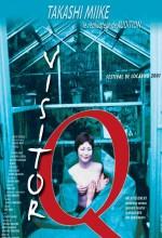 Visitor Q (2001) afişi