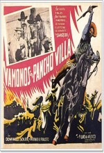 Vámonos Con Pancho Villa (1936) afişi