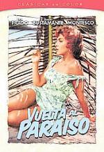 Vuelta Al Paraíso (1960) afişi