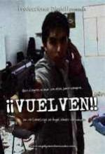 Vuelven (2007) afişi