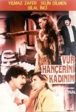 Vur Hançerini Kadınım (1987) afişi