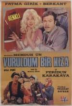 Vuruldum Bu Kıza (1968) afişi