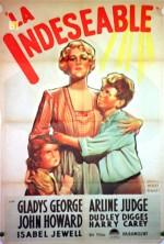 Valiant Is The Word For Carrie (1936) afişi