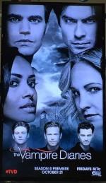 Vampir Günlükleri Sezon 8 (2016) afişi