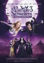 Vampir Kız Kardeşler 3: Transilvanya'ya Yolculuk