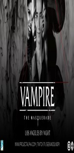 Vampire: The Masquerade: L.A. By Night (2018) afişi