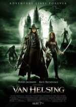 Van Helsing (2004) afişi