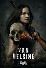 Van Helsing (2016) afişi