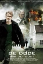 Varg Veum 11: De Døde Har Det Godt (2012) afişi