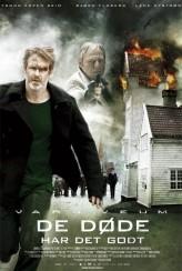Varg Veum - De døde har det godt (2012) afişi