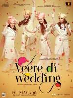 Veere Di Wedding (2018) afişi