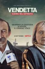 Vendetta: Guerra nell'antimafia (2021) afişi