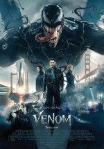 Venom: Zehirli Öfke (2018) afişi