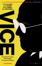 Vice (2018) afişi