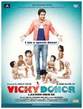 Vicky Donor (2012) afişi