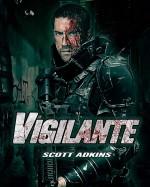 Vigilante (2021) afişi