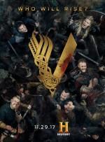 Vikings Sezon 5 (2017) afişi
