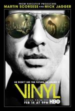 Vinyl (2016) afişi
