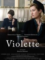 Violette (2013) afişi