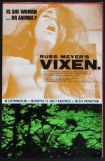 Vixen! (1968) afişi