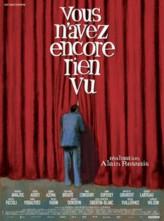 Henüz Bir Şey Görmediniz (2012) afişi