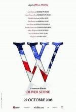 W: Beyaz Saray (2008) afişi