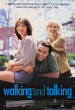Walking And Talking (1996) afişi