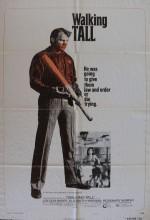 Walking Tall (1973) afişi