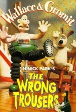 Wallace & Gromit in The Wrong Trousers (1993) afişi