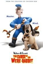 Wallace ve Gromit Yaramaz Tavşana Karşı (2005) afişi