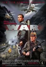War (2002) afişi