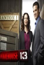 Warehouse 13 (2009) afişi