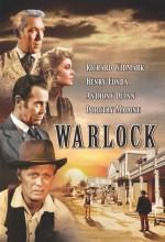 Warlock (1959) afişi