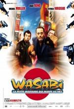 Wasabi (2001) afişi