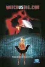 Watchusdie.com (2001) afişi