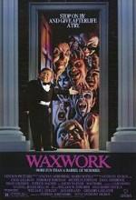 Waxwork (1988) afişi