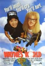 Wayne's World (1992) afişi