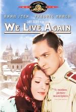 We Live Again (1934) afişi